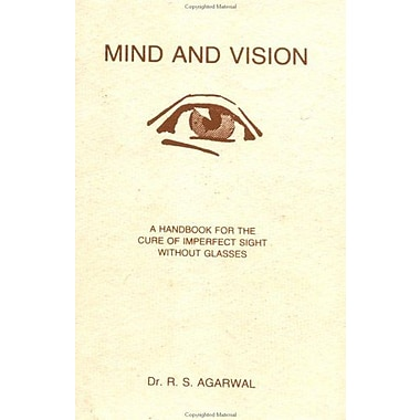 Mind and Vision, Used Book (9788170582182)