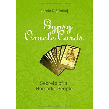 Gypsy Oracle Cards, New Book (9783981364514)