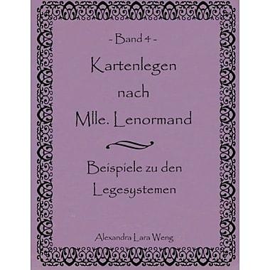 Kartenlegen nach Mlle. Lenormand Band 4 (German Edition), Used Book (9783837054927)