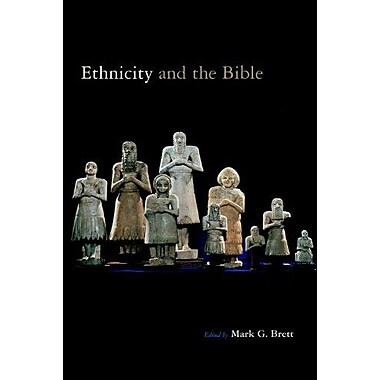 Ethnicity and the Bible (Biblical Interpretation Series), New Book (9789004103177)