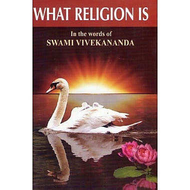 What Religion is in the Words of Swami Vivekananda, Used Book (9788185301457)