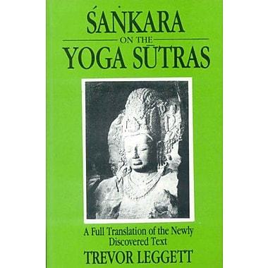 Sankara on the Yoga Sutras: A Full Translation of the Newly Discovered Text, Used Book (9788120829893)