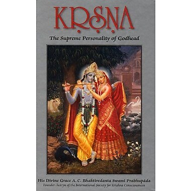 Krsna: v. 1: The Supreme Personality of Godhead, New Book (9789171493484)