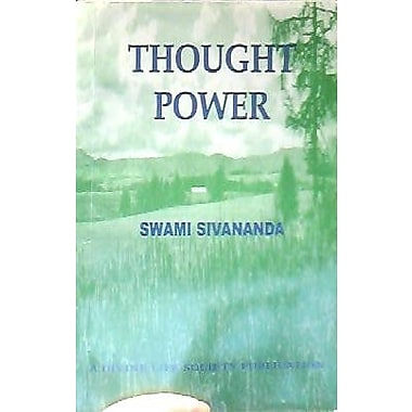 Thought Power, Used Book (9788170520177)