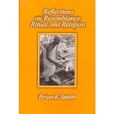 Reflections on Resemblance, Ritual and Religion, New Book (9788120815322)