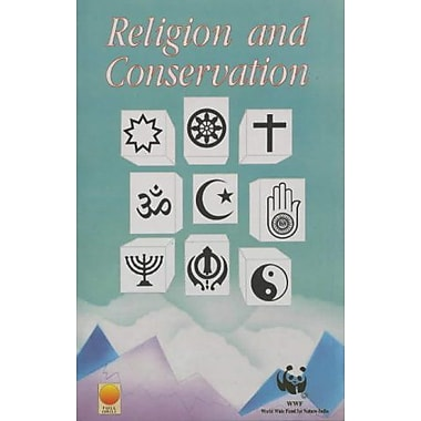 Religion and Conservation (9788176210478)