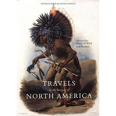 Travels in the Interiors of North America 1832-1834, Used Book (9783822812457)