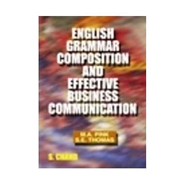 English Grammar Composition and Correspondence (9788121908740)