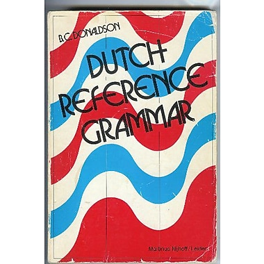 Dutch Reference Grammar, Used Book (9789024723546)