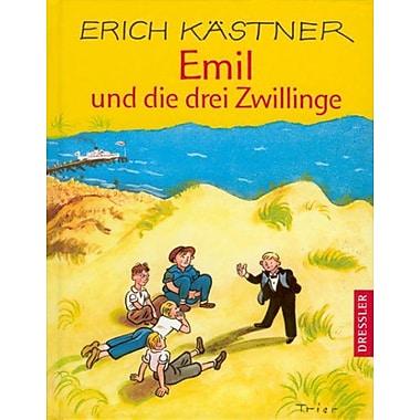 Emil Und Die Drei Zwillinge: Emil Und Die Drei Zwillinge (German Edition), New Book (9783791530130)