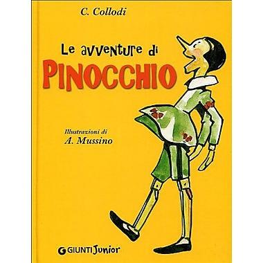 Le avventure di Pinocchio (9788809061996)