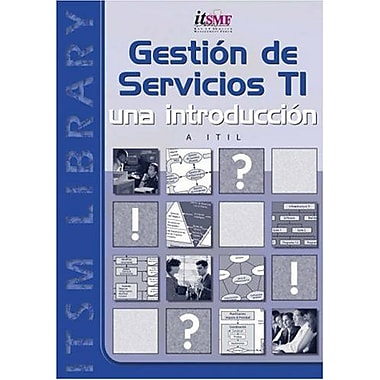 IT Service Management: An Introduction: Based on ITIL (Spanish version), Used Book (9789077212189)