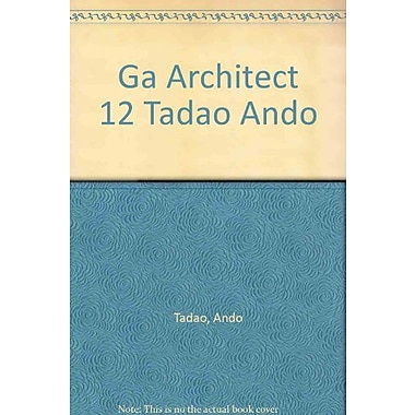 Ga Architect 12 Tadao Ando (Spanish Edition) (9784871404198)