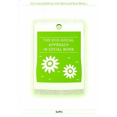 Eco-Social Approach in Social Work, Used Book (9789513909147)
