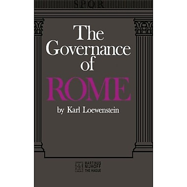 The Governance of ROME (9789024714582)