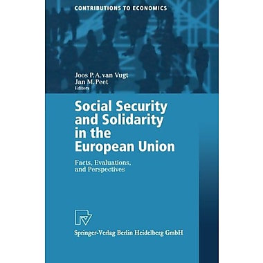 Social Security and Solidarity in the European Union, Used Book (9783790813340)