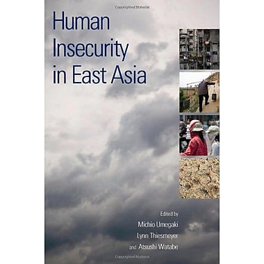 Human Insecurity in East Asia, Used Book (9789280811643)