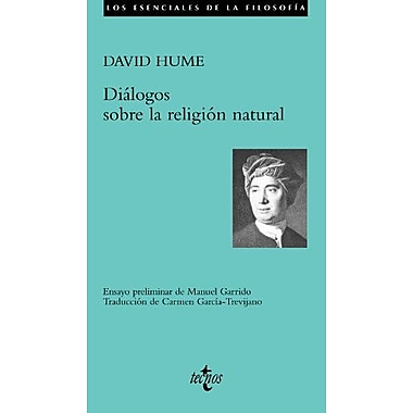 Dialogos sobre la religion natural (Filosofia) (Spanish Edition), Used Book (9788430941032)