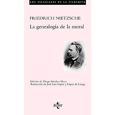 La genealogia de la moral (Filosofia) (Spanish Edition) (9788430939541)