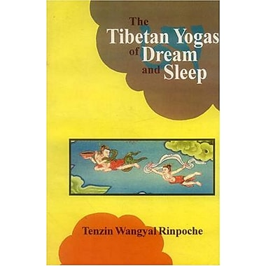 The Tibetan Yogas of Dream and Sleep, Used Book (9788120820036)