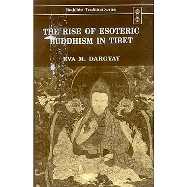 The Rise of Esoteric Buddhism in Tibet, Used Book (9788120815797)