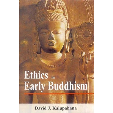 Ethics in Early Buddhism (9788120832800)