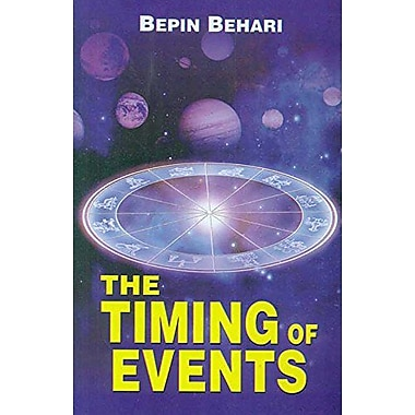 The Timings of Events, New Book (9788120818880)