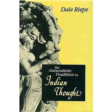 The Naturalistic Tradition in Indian Thought, Used Book (9788120812932)