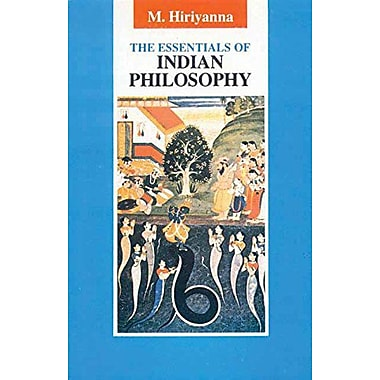 The Essentials of Indian Philosophy (9788120813304)