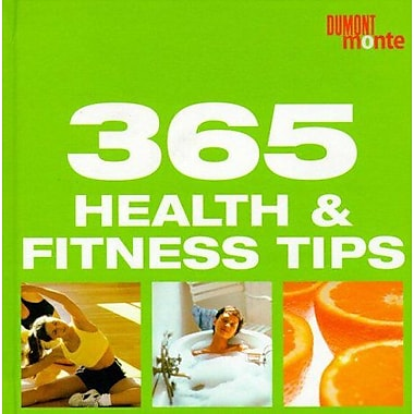 365 Health & Fitness Tips (365 tips a year), Used Book (9783770170449)