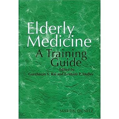 Elderly Medicine: A Training Guide, Used Book (9789058232342)