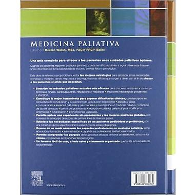Medicina Paliativa + Expert Consult (9788480860260)