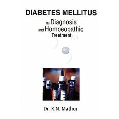 Diabetes Mellitus, Used Book (9788170213550)
