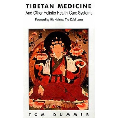 Tibetan Medicine and Other Holistic Health Care System, Used Book (9788186230039)