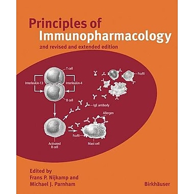 Principles of Immunopharmacology, New Book (9783764358044)