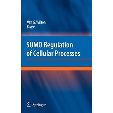 SUMO Regulation of Cellular Processes, Used Book (9789048126484)