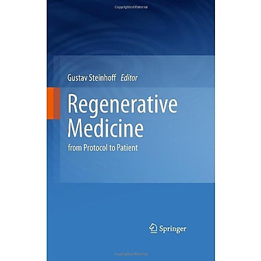 Regenerative Medicine, New Book (9789048190744)