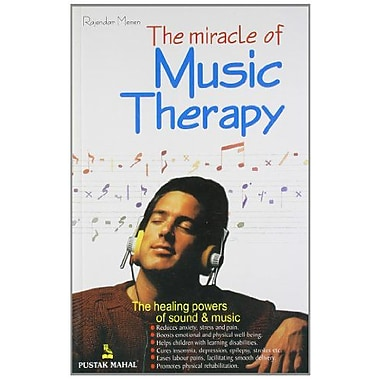 The Miracle of Music Therapy, New Book (9788122308068)