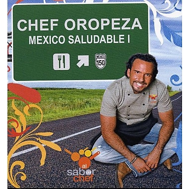 Mexico Saludable I (Spanish Edition), New Book (9786074800227)