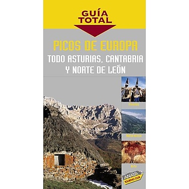 Picos de Europa / Peaks in Europe (Spanish Edition), Used Book (9788497762809)