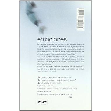 EMOCIONES (Spanish Edition), New Book (9788441416833)