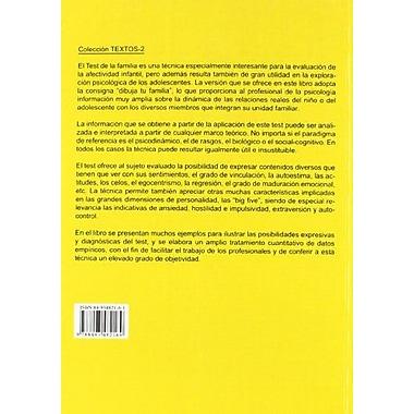 Test de la Familia (Spanish Edition), New Book (9788493482169)