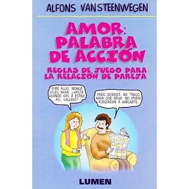 Amor Palabra de Accion (Spanish Edition) (9789507248528)
