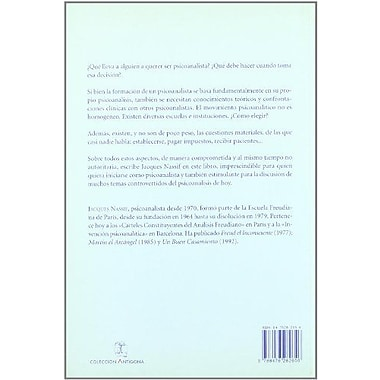 Elvira Quiere Ser Psicoanalista (Spanish Edition), New Book (9788476282656)
