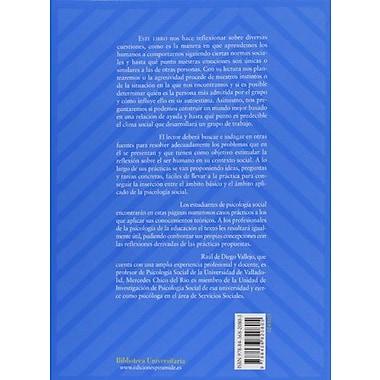 Practicas De Psicologia Social / Social Psychology Practice(Biblioteca Universitaria / Universtiy Lib, Used Book (9788436820805)