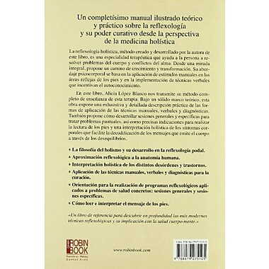 Manual de Reflexologia (Alternativas, Salud Natural / Alternatives, Natural Health) (Spanish Edition), New Book (9788479275105)