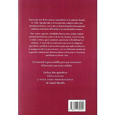 Yoga Para Todos (Spanish Edition) (9788427030602)