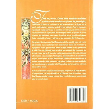 Curso adelantado sobre filosofia yogui y ocultismo oriental / Yogi advanced course on philosophy and (9789501706147)