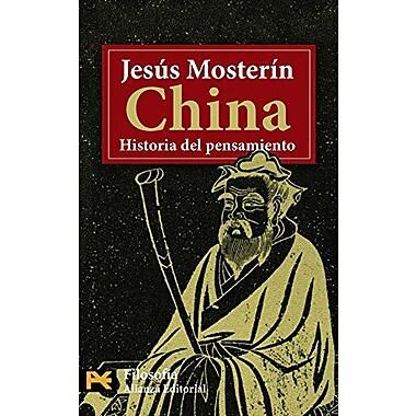 China: Historia Del Pensamiento / History of Thought(El Libro De Bolsillo. Areas De Conocimiento. Huma, New Book (9788420661872)