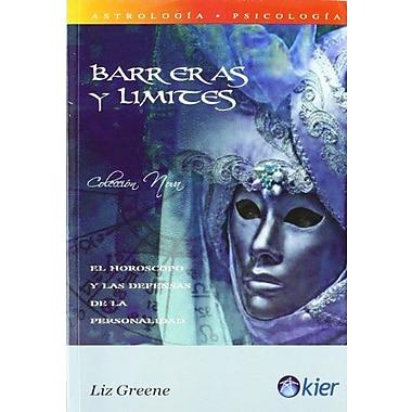 Barreras y limites/ Barriers and Limits: Sistema de defensa de la personalidad (Spanish Edition), New Book (9789501741162)
